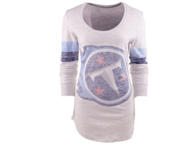 Tennessee Titans Nike NFL Womens Take It Long Long Sleeve T-Shirt