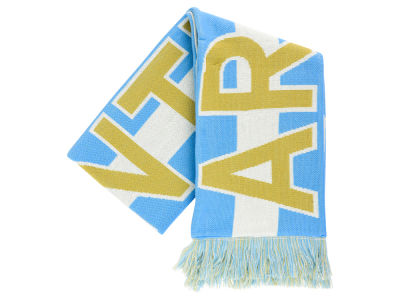 Argentina 2014 World Cup Jaquard Scarf