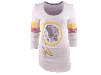 Washington Redskins Nike NFL Womens Take It Long Long Sleeve T-Shirt