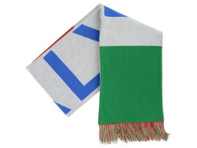 Italy 2014 World Cup Jaquard Scarf