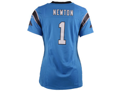 Carolina Panthers Cam Newton Nike NFL Women's Game Jersey