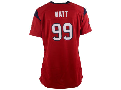 Houston Texans J.J. Watt Nike NFL Women's Game Jersey