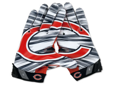 Chicago Bears Nike 3.0 Vapor Jet Gloves