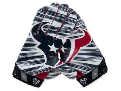Houston Texans Nike 3.0 Vapor Jet Gloves