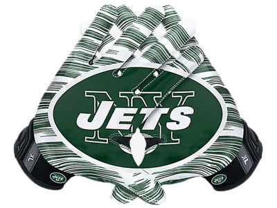 New York Jets Nike 3.0 Vapor Jet Gloves
