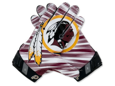 Washington Redskins Nike 3.0 Vapor Jet Gloves