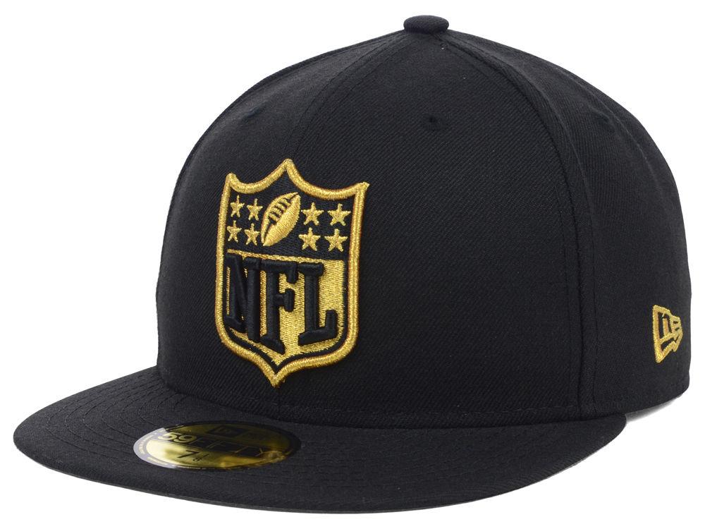 New Era NFL Shield 59FIFTY Cap  c5082e7db