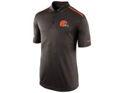 Cleveland Browns Nike NFL Elite Coaches Polo Shirt