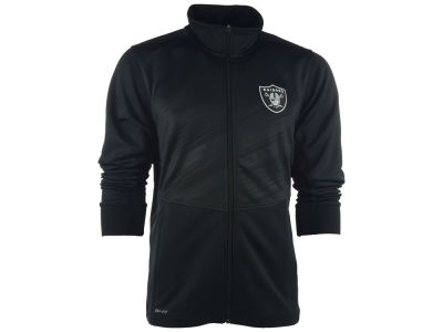 Oakland Raiders Nike NFL Men's Warp Jacket