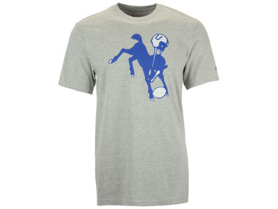 Indianapolis Colts Nike NFL Men's Retro Logo Scrum T-Shirt