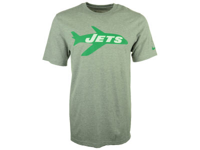 New York Jets Nike NFL Men's Retro Logo Scrum T-Shirt