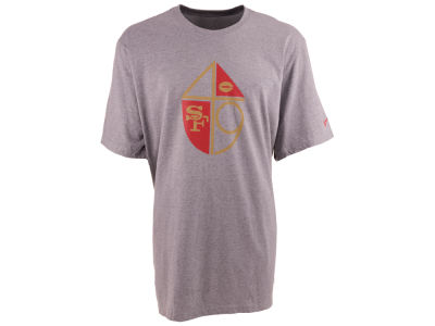 San Francisco 49ers Nike NFL Men's Retro Logo Scrum T-Shirt