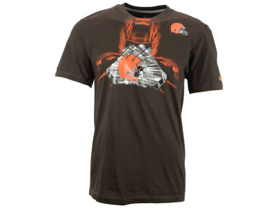 Cleveland Browns Nike NFL Team Glove T-Shirt