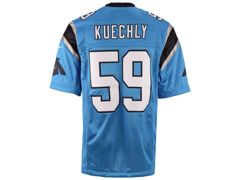 Carolina Panthers Luke Kuechly Nike NFL Men s Limited Jersey  21d75f960