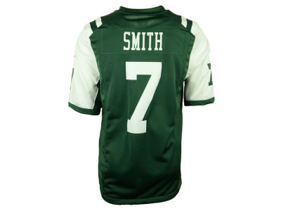 New York Jets Geno Smith Nike NFL Men's Limited Jersey