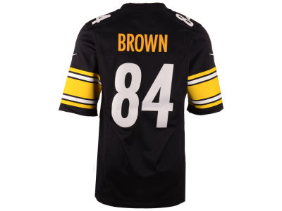 Pittsburgh Steelers Antonio Brown Nike NFL Men's Limited Jersey