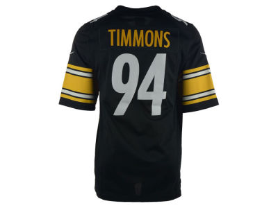 Pittsburgh Steelers Lawrence Timmons Nike NFL Men's Limited Jersey
