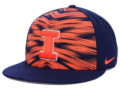 Illinois Fighting Illini Nike NCAA NTS Game Day Snapback