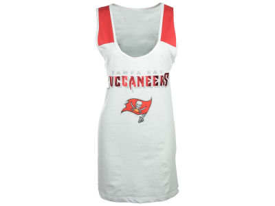 Tampa Bay Buccaneers 5th & Ocean NFL Womens Athletic Tank