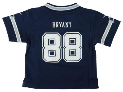 Dallas Cowboys Dez Bryant NFL Infant Game Jersey