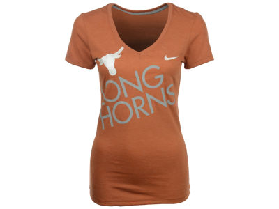 Texas Longhorns Nike NCAA Womens Up Kilter T-Shirt