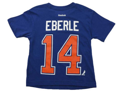 Edmonton Oilers Jordan Eberle Outerstuff NHL CN Toddler Player T-Shirt