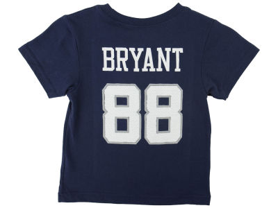 Dallas Cowboys Dez Bryant NFL Toddler Name and Number T-Shirt