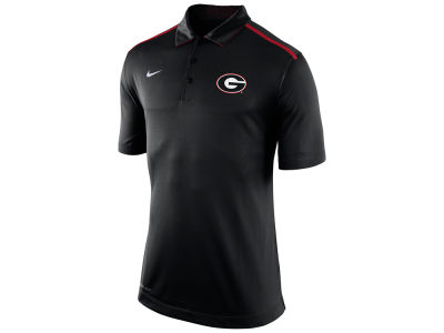 Georgia Bulldogs Nike NCAA Mens Elite Coaches Polo Shirt