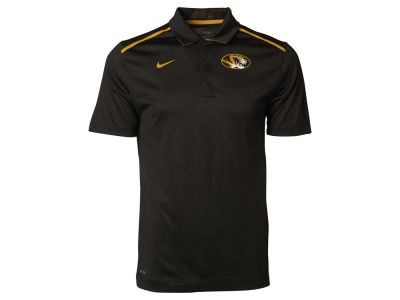 Missouri Tigers Nike NCAA Mens Elite Coaches Polo Shirt