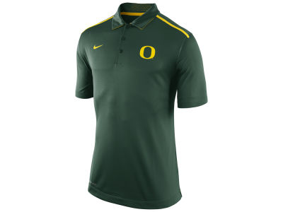 Oregon Ducks Nike NCAA Mens Elite Coaches Polo Shirt