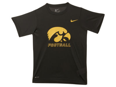 Iowa Hawkeyes NCAA Youth Practice 2014 T-Shirt