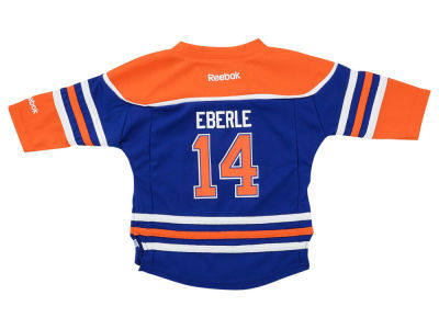 Edmonton Oilers Jordan Eberle Reebok NHL Infant Replica Player Jersey