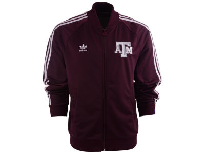 Texas A&M Aggies adidas NCAA Legacy Track Jacket