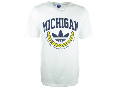 Michigan Wolverines adidas NCAA Mens Loyalty T-Shirt