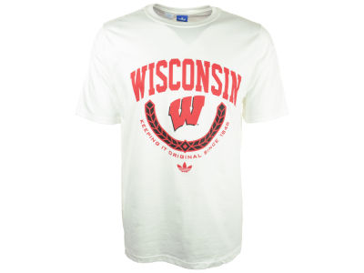 Wisconsin Badgers adidas NCAA Mens Loyalty T-Shirt