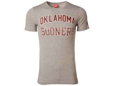 Oklahoma Sooners Nike NCAA Rewind Run Game T-Shirt