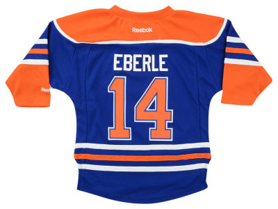 Edmonton Oilers Jordan Eberle NHL Toddler Replica Player Jersey
