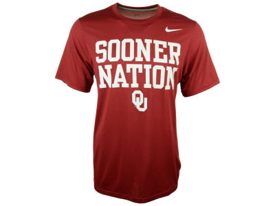Oklahoma Sooners Nike NCAA Legend Authentic Local T-Shirt