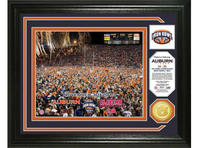 Auburn Tigers Photo Mint Coin-Bronze
