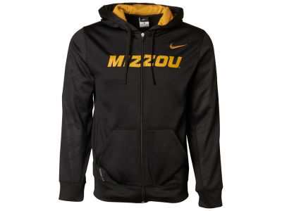 Missouri Tigers Nike NCAA Warp KO Full Zip Hoodie