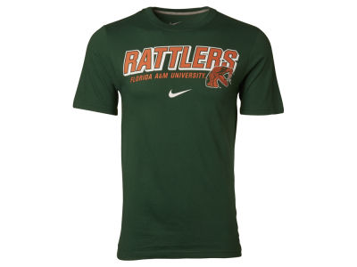 Florida A&M Rattlers NCAA Slanted School Name T-Shirt