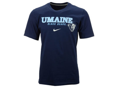 Maine Black Bears NCAA Slanted School Name T-Shirt