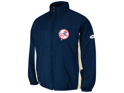 New York Yankees Majestic MLB Men's Double Climate Cooperstown Jacket