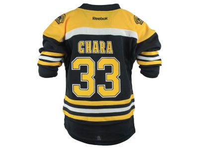 Boston Bruins Zdeno Chara NHL Toddler Replica Player Jersey