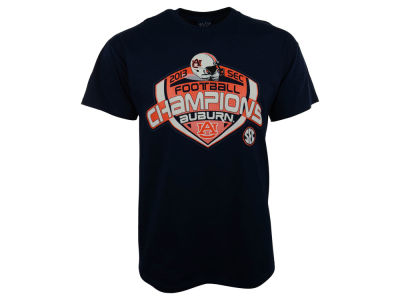 Auburn Tigers Blue 84 NCAA 2013 SEC Champ T-Shirt