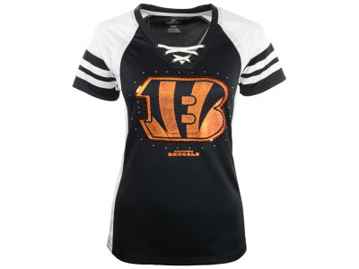 Cincinnati Bengals NFL Women's Draft Me VII Top
