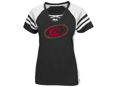 Carolina Hurricanes NHL Women's Magic Moment Shimmer Shirt