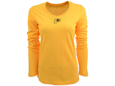 Indiana Pacers NBA Womens Relax Long Sleeve T-Shirt