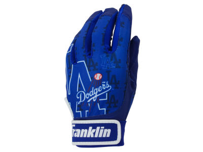 Los Angeles Dodgers Youth Sublimated Batting Gloves
