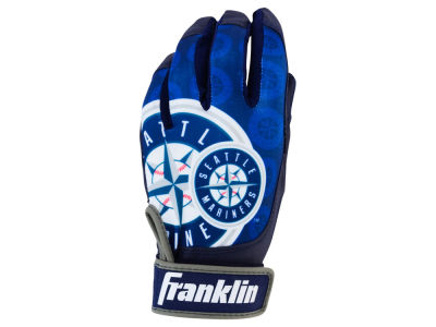 Seattle Mariners Youth Sublimated Batting Gloves